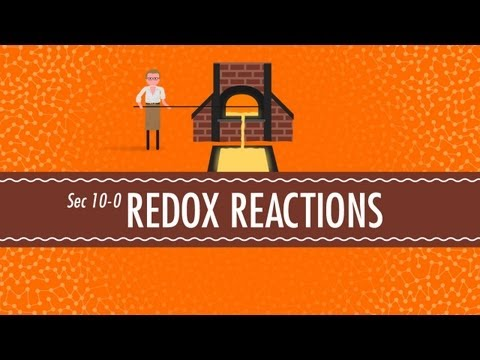 Redox Reactions: Crash Course Chemistry #10