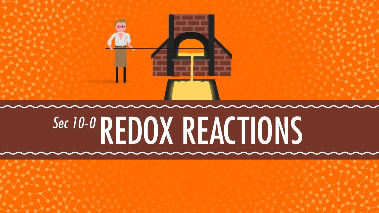 redox reactions In this video paul andersen explains how redox reactions are driven by the movement of electrons from the substance that is oxidized to the substance that is reduced.
