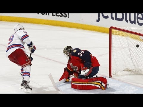 Shootout: Rangers vs Panthers