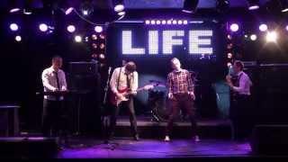 Кавер группа LIFE GROUP Москва лучшая живая музыка на Новый Год свадьбу корпоратив на свадьбу