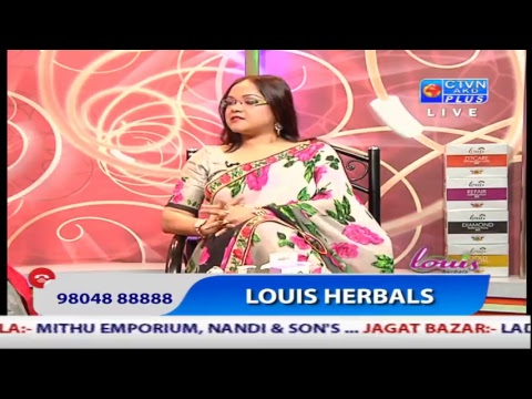 LOUIS HERBAL    CTVN Programme on MAY 14, 2018 At 5.30 pm