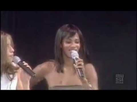 All Saints - Pure Shores (Live) - Party In The Park 2000