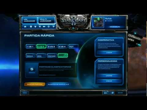 Starcraft II - Chats Secretos