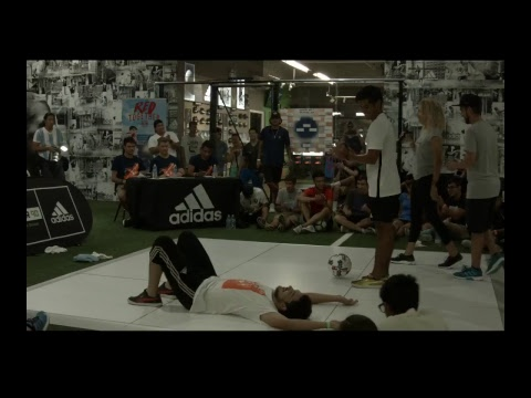 2017 USA FREESTYLE FOOTBALL CHAMPIONSHIP live FROM NYC