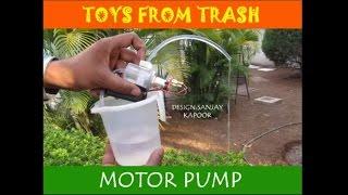 Motor Pump   Kannada   Real life Pump