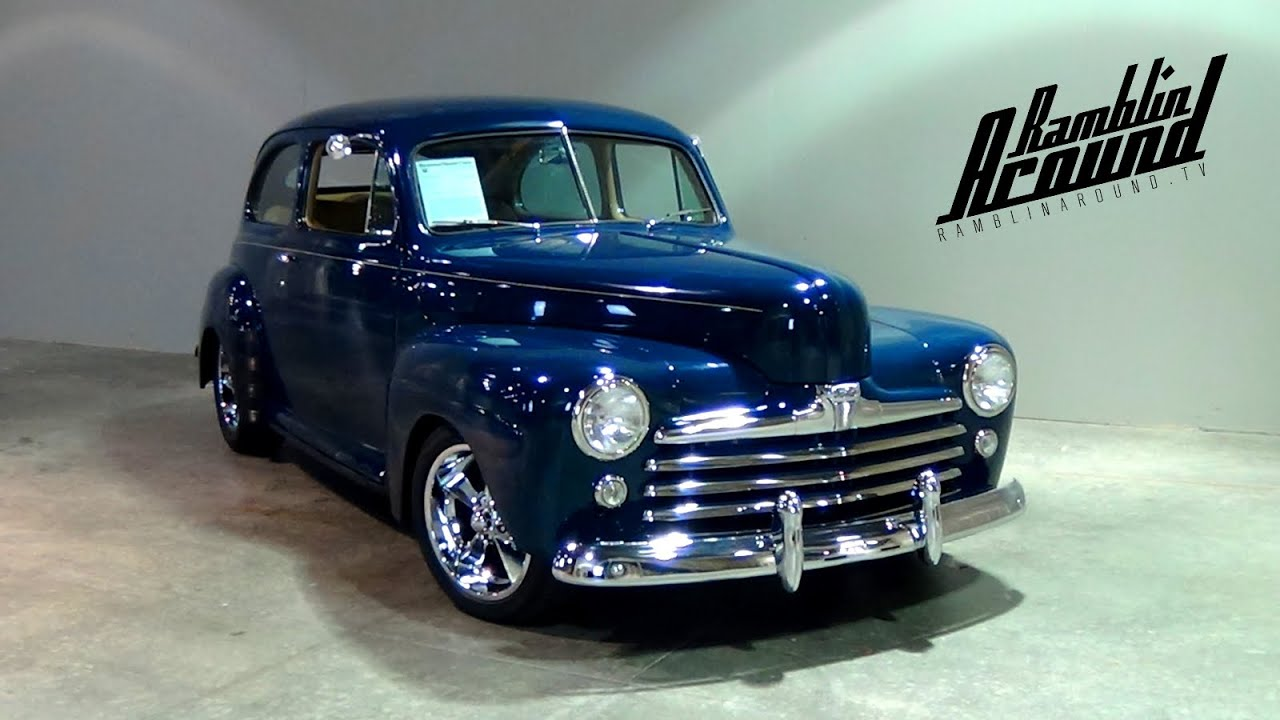 1947 ford tudor photos 1947 Ford Coupe for Sale m CC-849829
