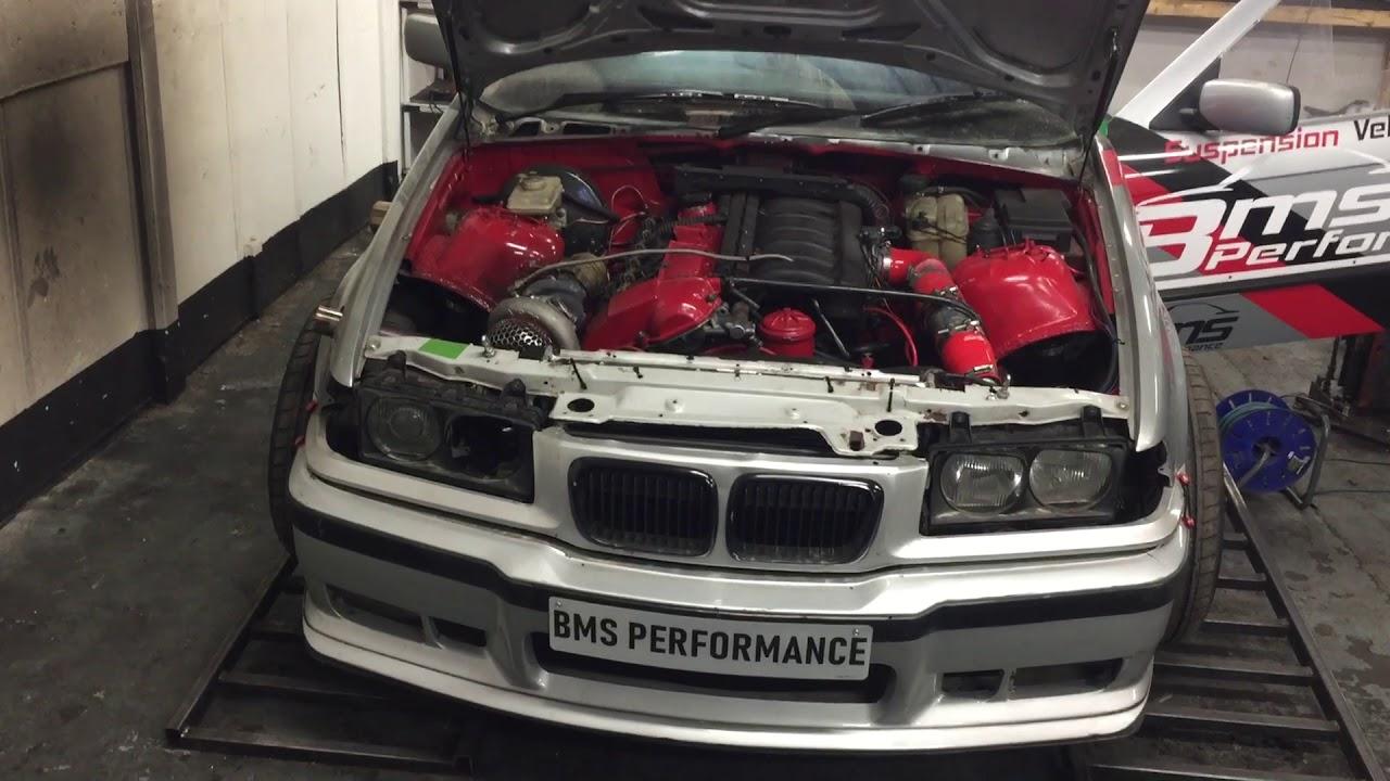 BMW M50B25 Turbo MS41 1 Antilag