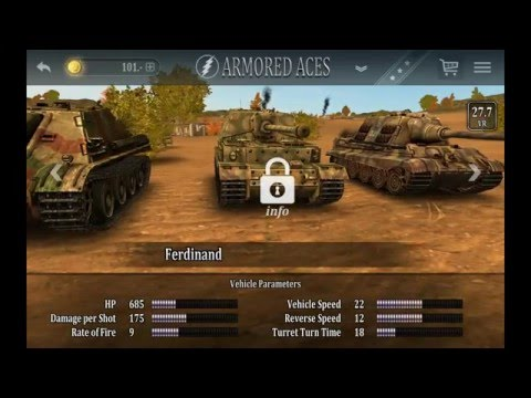 armored aces german tank videos hobby