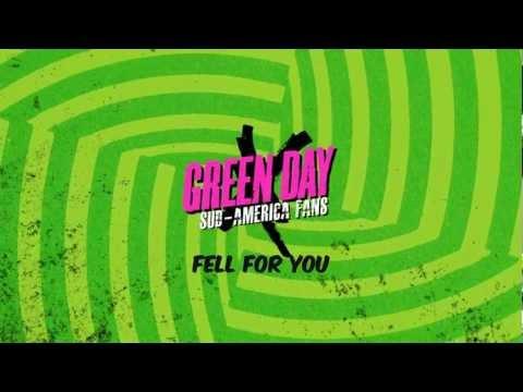 Green Day-Fell For You-Lyrics-HD
