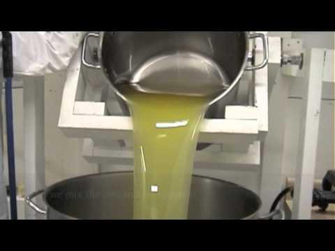 Soap Making Process
