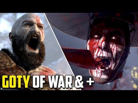 GOTY OF WAR & MORTAL KOMBAT 11 - The Game Awards thumbnail