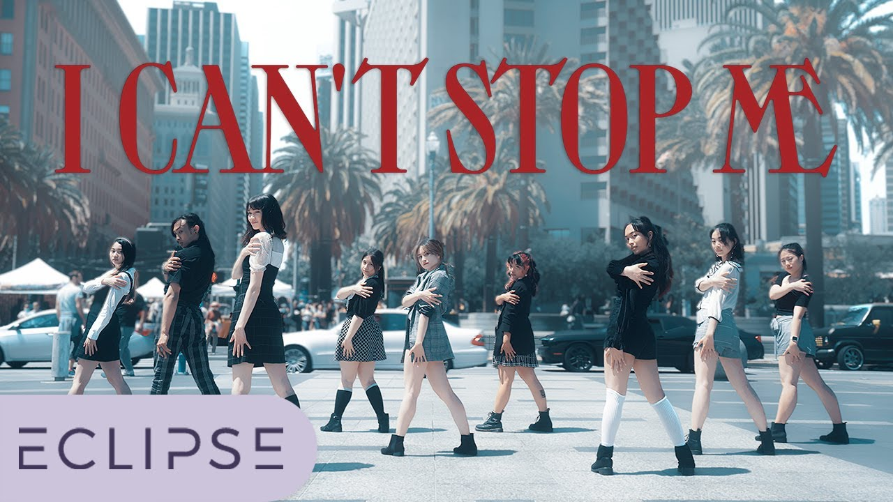 [KPOP IN PUBLIC] TWICE (트와이스) - I Can't Stop Me Full Dance Cover (9 Member Ver.) [ECLIPSE]