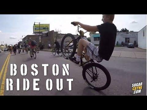 Se Bikes Boston Rideout (2017)