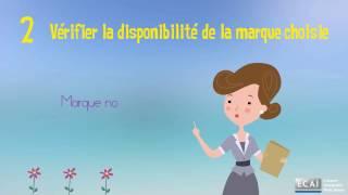 Tuto: Déposer une marque en France (par l'Expert Comptable E.C.A.I)