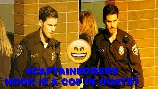 Captain Hook Will be a Cop in Once Upon A Season 7