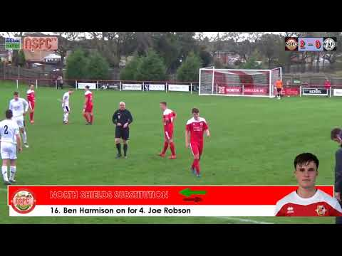 NSFCTV Highlights: North Shields 2-2 West Auckland Town
