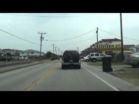 Come take a ride through the Outer Banks of North Carolina on highway 12 going south.