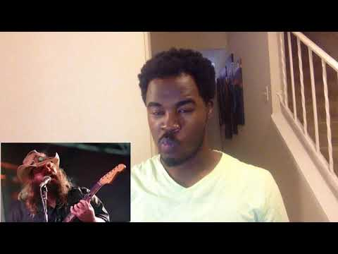 Chris Stapleton-Broken Halo- ( Reaction!!!!!)