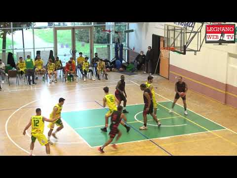 Sav Vacallo Basket vs Rapid Bienne Basket