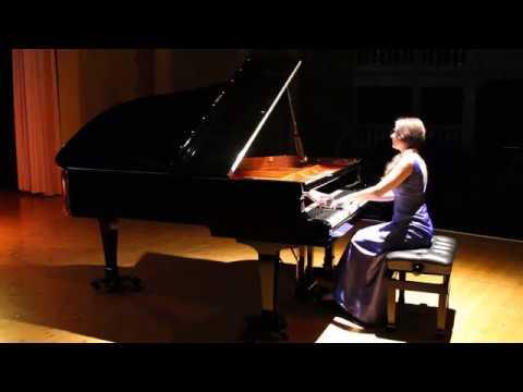 L.V. Beethoven Sonata Op. 110 1 mov. Benedetta Iardella live recital