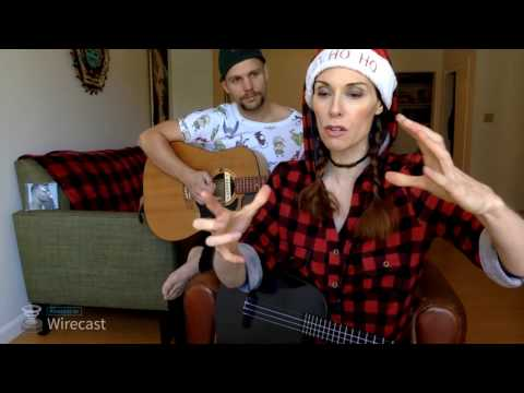 Live Christmas Caroling with Deven Green!