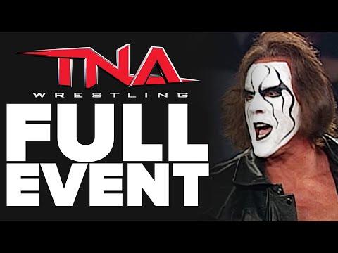 Download TNA Wrestling's 1st Anniversary: FULL SHOW (NWA-TNA PPV #50) | IMPACT Wrestling Full Events