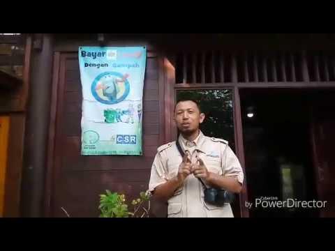 Pengelolaan Bank Sampah Di Gunung Anyar Tambak