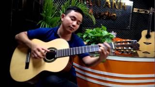 Thuở ban đầu - Văn Anh độc tấu guitar