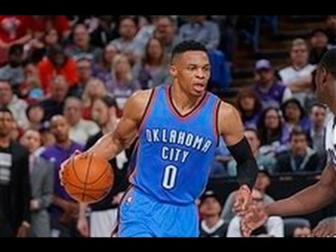 Russell Westbrook Records 9th Triple-Double Of Season