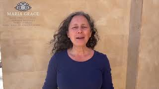 Maria Grace QHHT Practitioner Testimonial