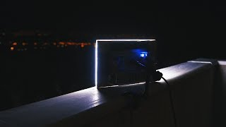 MAKE A LED PANEL (Super Bright Part.1)I HOBBY SHOP - HOBİ DÜKKANI