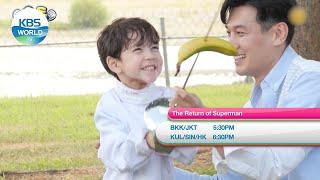 September 19 SUN - Revolutionary Sisters / The Return of Superman [Today Highlights | KBS WORLD TV]