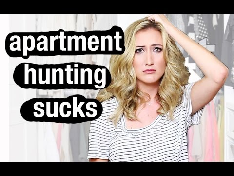 Moving Advice + Apartment Hunting Tips + Tricks