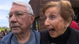 Election divides 37-year marriage