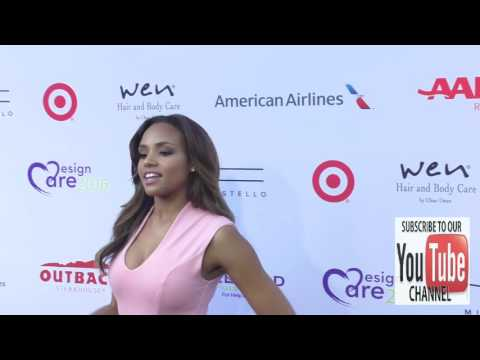 Meagan Tandy at the 18th Annual DesignCare Gala at Sugar Ray Leonards House in Pacific Palisades