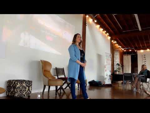 Jaya Rose at the Soul Success Summit