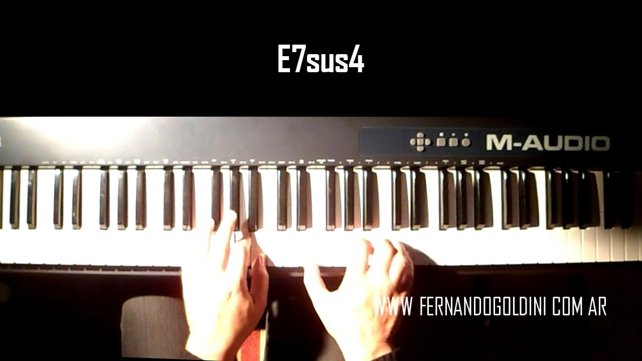 Un Beso Y Una Flor Nino Bravo Piano Y Acordes Youtube