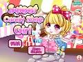 Sweet Candy Shop Girl- Fun Online Dress Up Fashion Games for Girls Kids