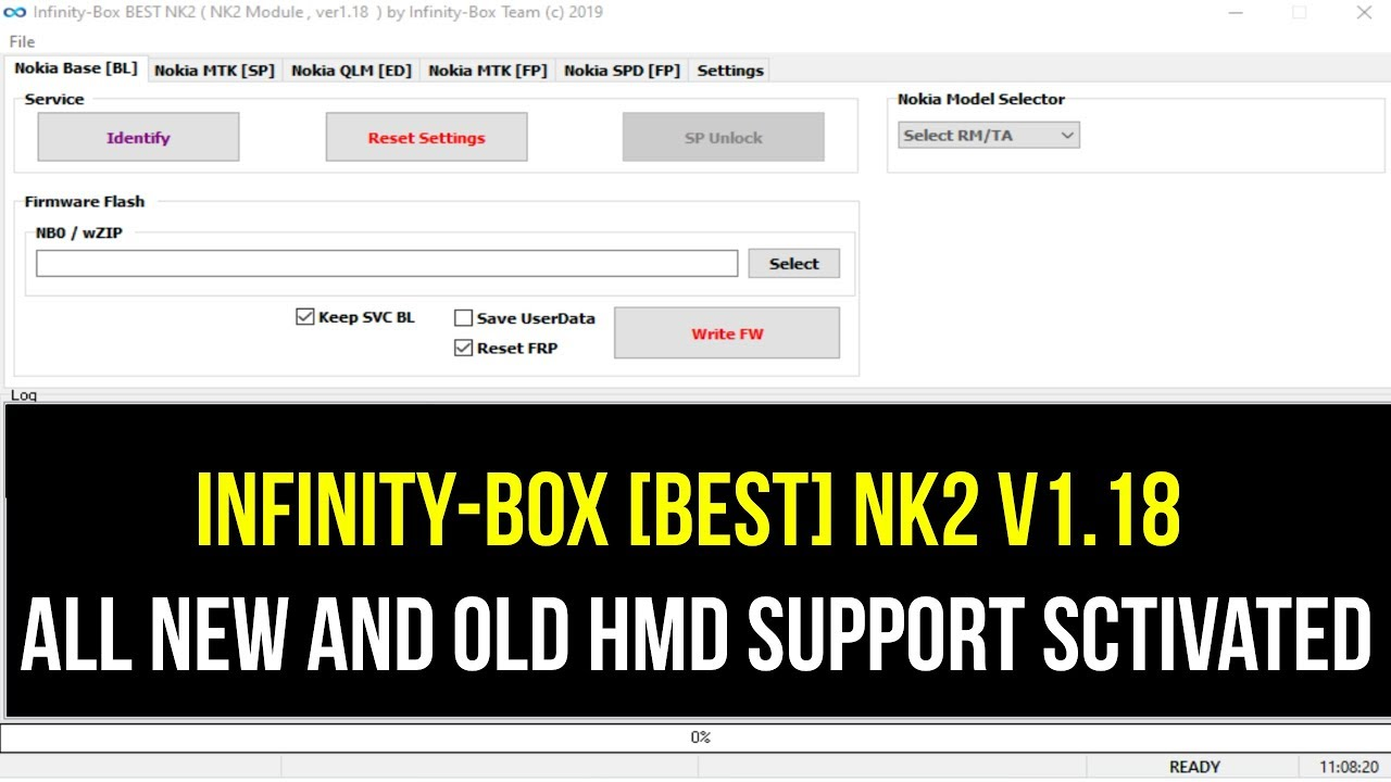 Infinity-Box [BEST] NK2 v1 18 - All New and Old HMD support activated
