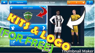 How To Switch Dream League Soccer Kits/For Free