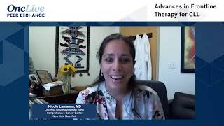 Advances in Frontline Therapy for CLL
