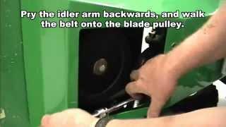 bc26 mech belt replacement video