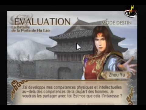 [Le destin de Dong Wei] Episode 2 : La bataille de la porte de Hu Lao