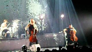 Apocalyptica - Dead Man's Eyes - Live@Zenith Paris – 6/11/2015
