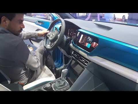 Picape Volkswagen Tarok - Detalhes - Salão do Automóvel de São Paulo