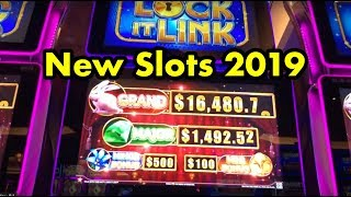 NEW SLOT MACHINES 2019