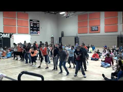 Jerome Middle School - International Dance Day