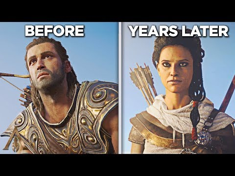 Assassin's Creed Odyssey - Episode 3 Ending (Aya Cameo) Legacy of the First Blade thumbnail