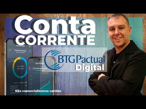 Conta Corrente BTG Pactual Digital - Cartão de Crédito Alta Renda