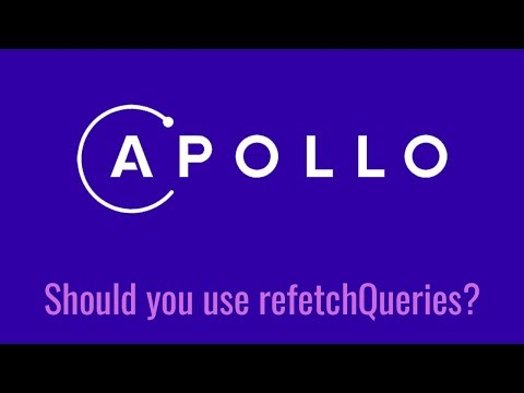 How To Update The Apollo Cache After A Mutation
